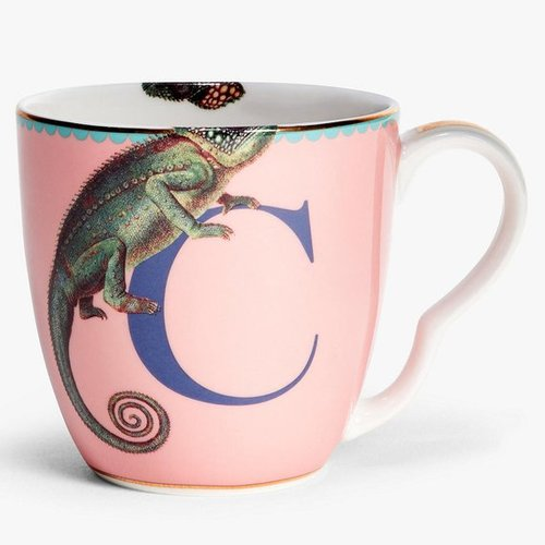 Load image into Gallery viewer, C Alphabet Mug