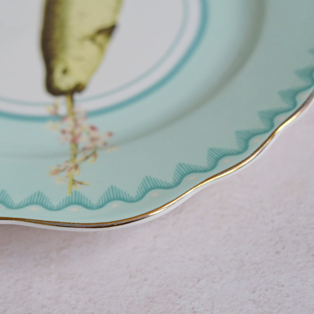 Narwhal Cake Plate