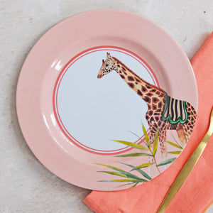 Load image into Gallery viewer, Giraffe Picnic Side Plate