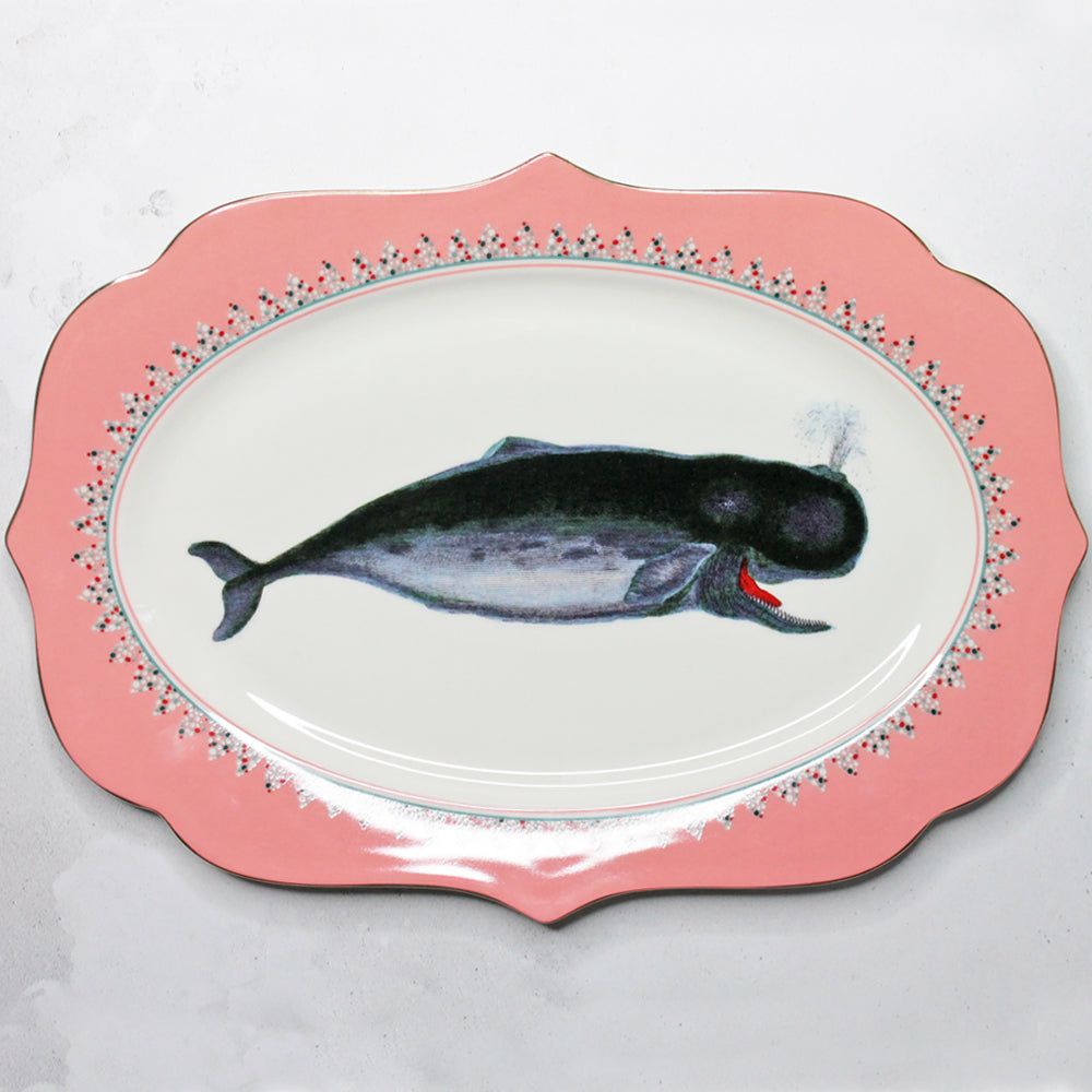 Load image into Gallery viewer, Whale Of A Time Platter