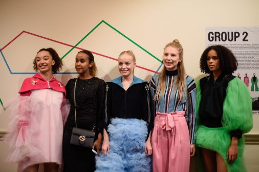 LCF collaborates with the Powerpuff Girls