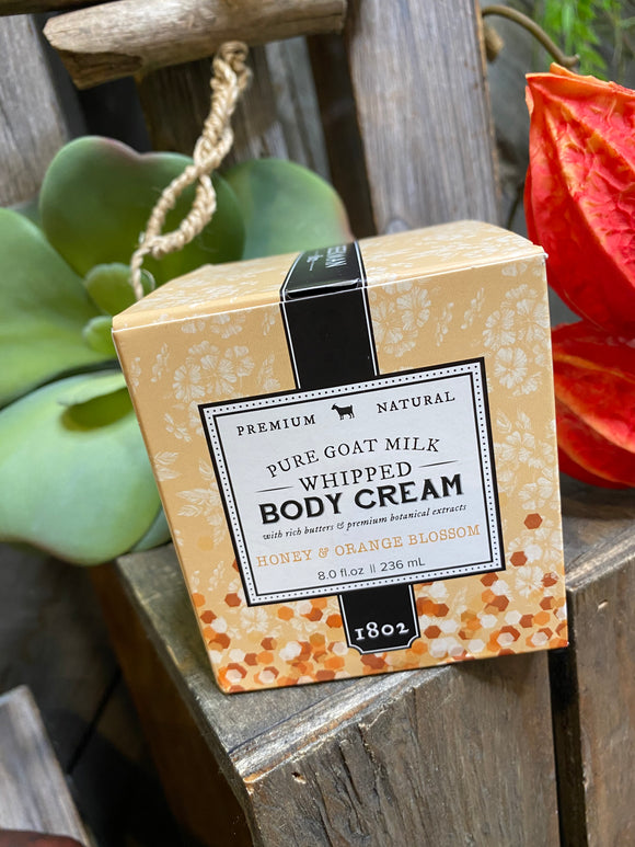 Self Care - Beekman Goat Milk Whipped Body Cream