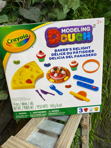 Toys - Crayola Bakers Delight Modeling Dough