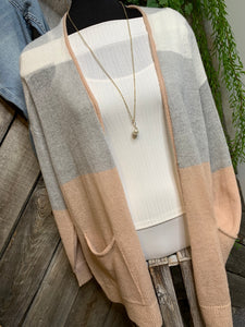 Gentle Fawn - Tacoma Cardigan in Stripe