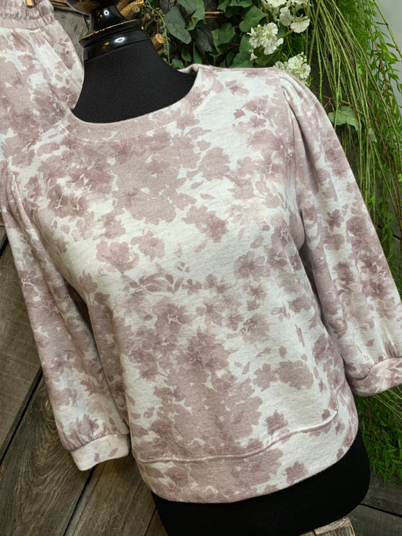 Gentle Fawn - Shirley in Faded Floral