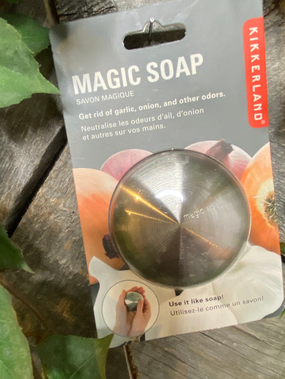 Giftware - Magic Soap