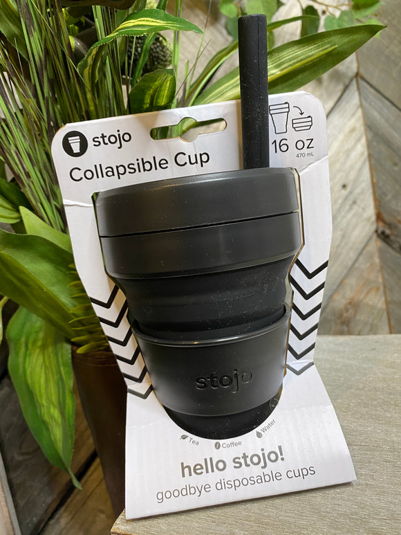 Giftware - Black Collapsible Cup