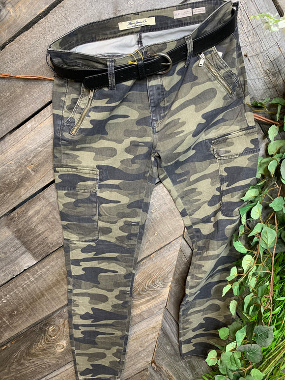 Mavi - Juliette Military Camo