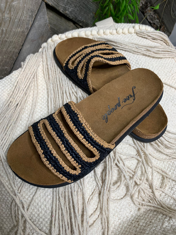 Free People - Crete Footbed