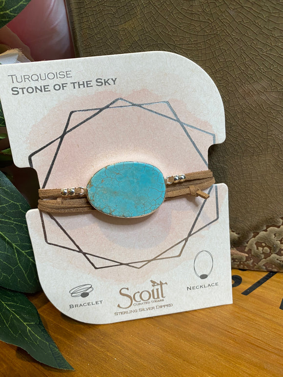 Jewelry - Scout Curated Wears - Turquoise Necklace/Bracelet