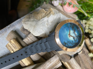 Jewelry - Watches - Pilgrim Cloud Face Watch