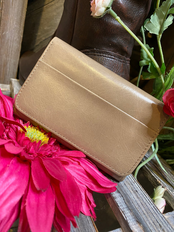 Hobo - Jill Wallet in Cobblestone