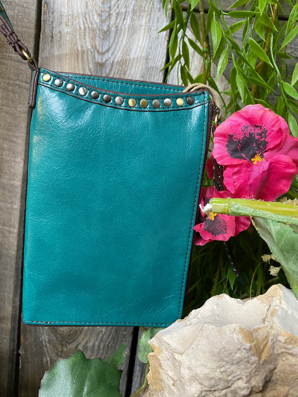 Hobo - Moxie Shoulder Bag in Bluegrass