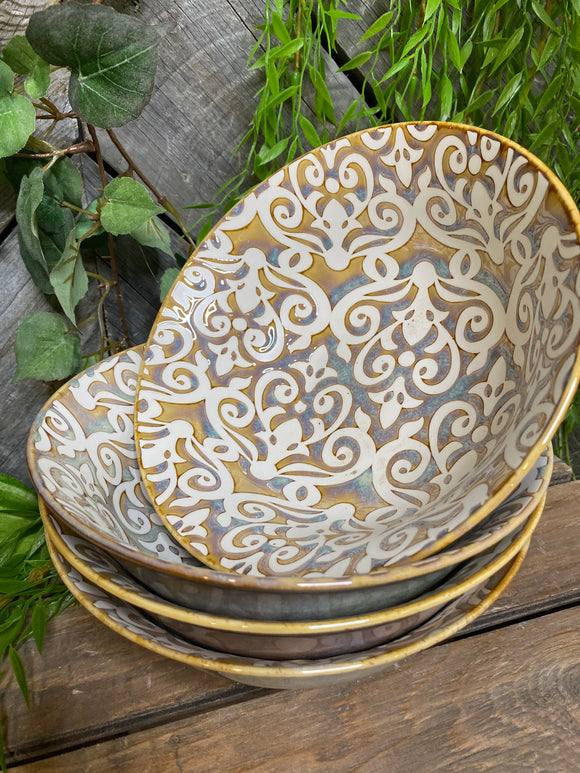 Giftware - Mid Size Printed Bowl