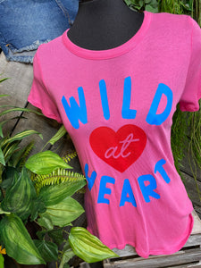 Chaser - Wild at Heart T-Shirt