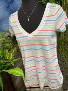 Chaser - Striped T-Shirt