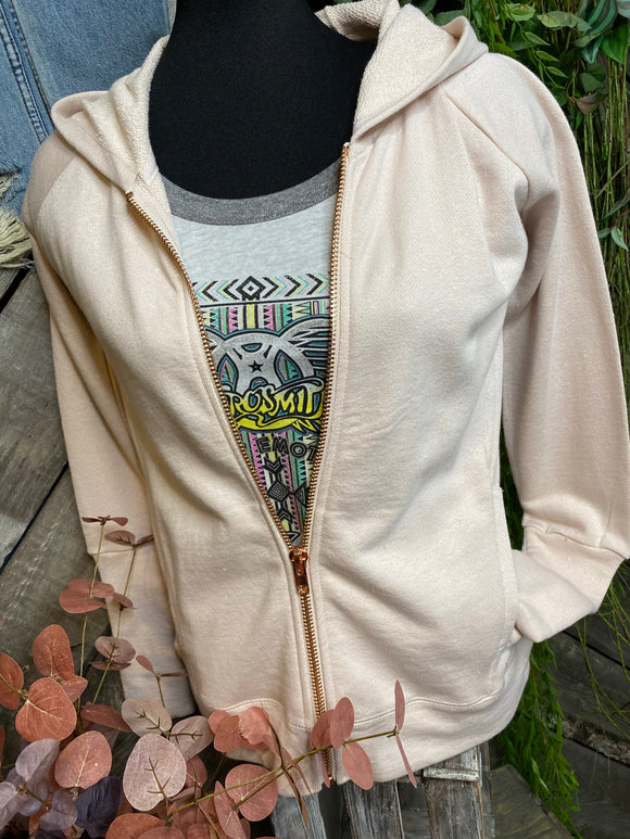 Chaser - Light Pink Hoodie