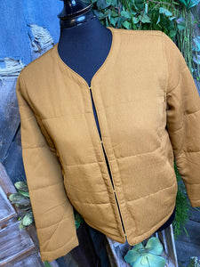 Gentle Fawn - Taurus Jacket in Ocher