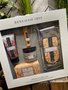 Self Care - Beekman Set of 5 Goat Milk Skin Care Essentials for Face & Body