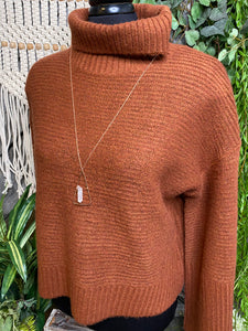 Gentle Fawn - Paris Sweater in Ginger