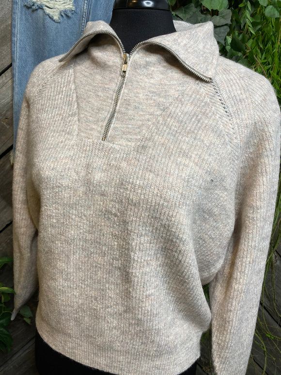 Gentle Fawn - Campbell Sweater in Rose Smoke