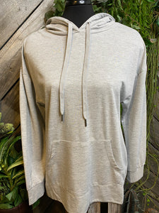Z Supply - Hoodie in Grey