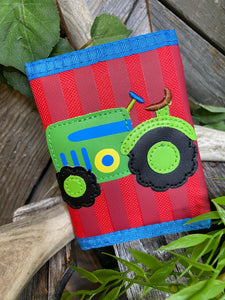 Toys - Kids Tractor Wallet