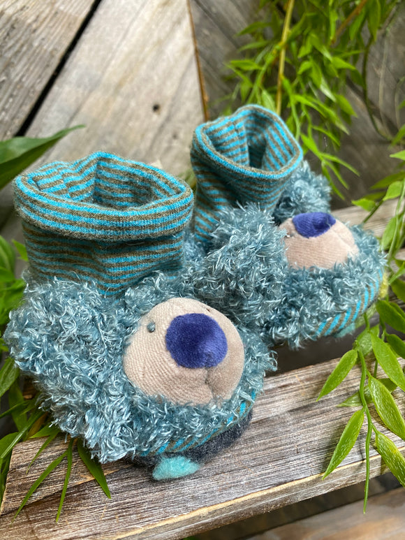 Baby Boutique - Moulin Roty Bear Slippers