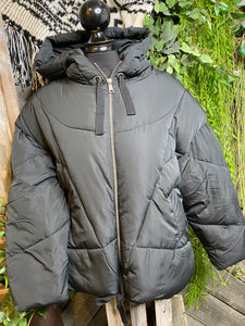 Blowout Sale - FP Puffy Jacket in Black