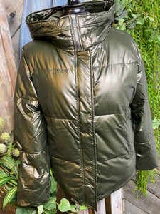 Rino & Pelle - Puffer Jacket in Deep Forest