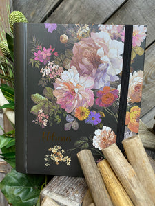 Giftware - Address Book in Floral