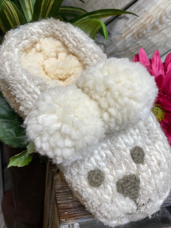 Blowout Sale - Bunny Slippers
