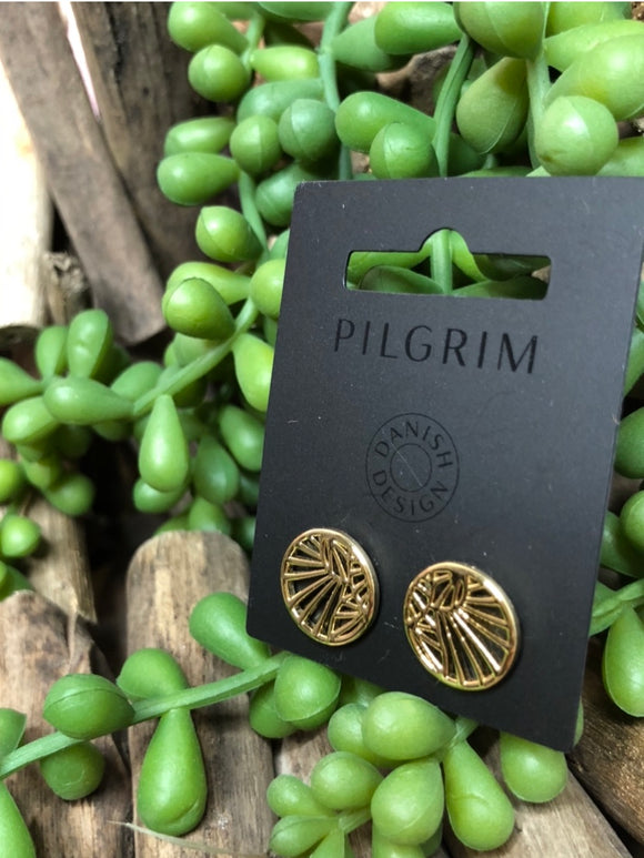 Jewelry - Pilgrim - Gold Earrings