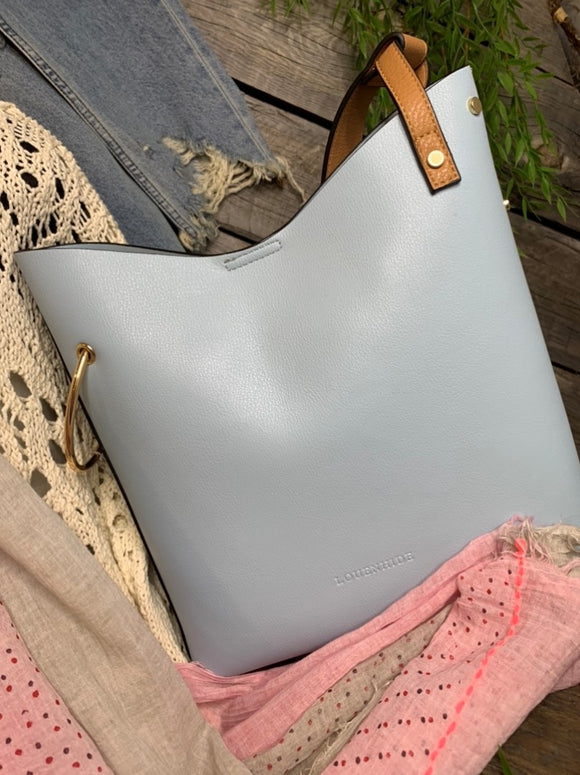 Louenhide - Lopez Purse in Pale Blue