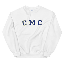 Load image into Gallery viewer, Varsity Sweatshirt - Blue Letters