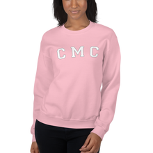 Load image into Gallery viewer, Varsity Sweatshirt - White Letters