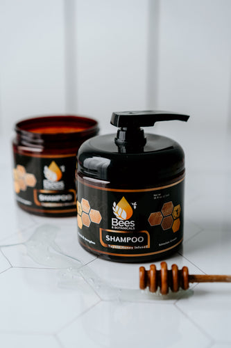 Tupelo Honey Infused Shampoo