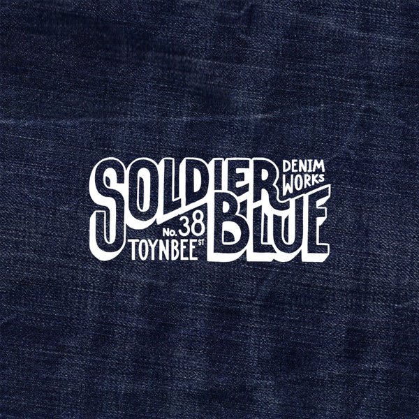 Soldier Blue: A Time Machine That Magically Repairs Your Jeans