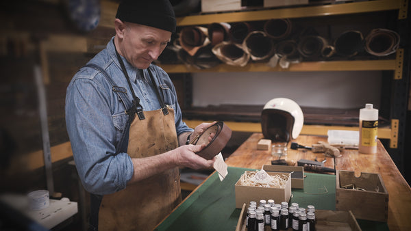 Barnes & Moore: Handcrafted In England Using Traditional Skills