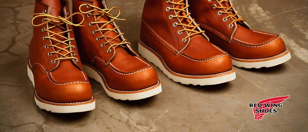Red Wing Shoes Handcrafted Leather Boots Amp Footwear