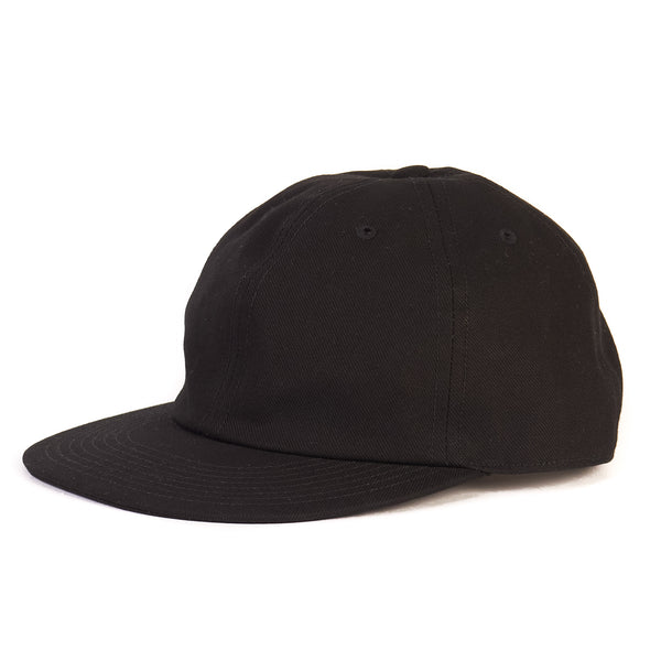 Freewheelers 2027012 Baseball Vent Cap (Black)