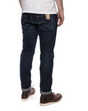 Edwin Classic Regular Tapered Rainbow Selvage Jean (Mid Dark Used)