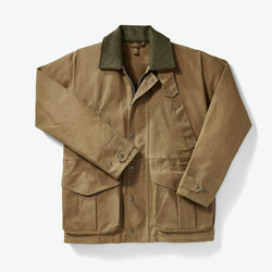 Filson Tin Cloth Field Jacket (Dark Tan)