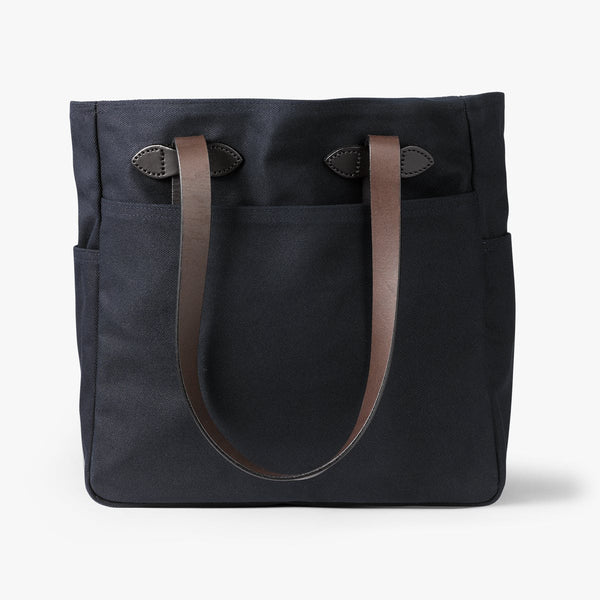 Filson Rugged Twill Tote Bag (Navy)