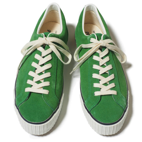 Warehouse 3400 Suede Sneaker (Green)