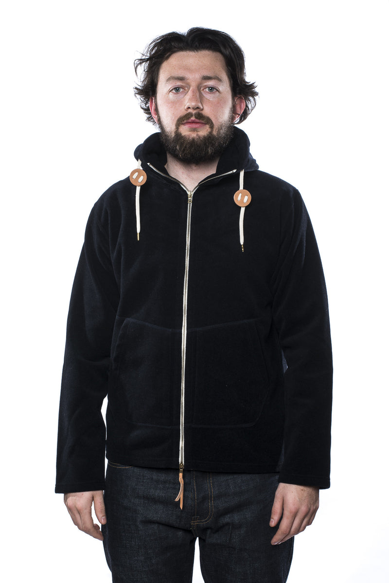 Spellbound 48-523W Hooded Sweatshirt (Navy)