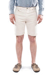 Spellbound 45-702B Selvedge Shorts (Off White)