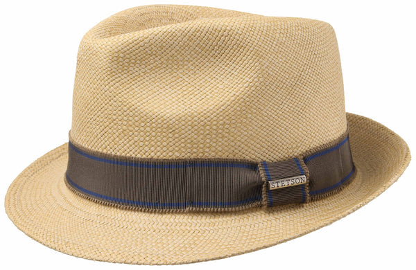 Stetson 1238403-7 Surprice Panama Hat (Olive)