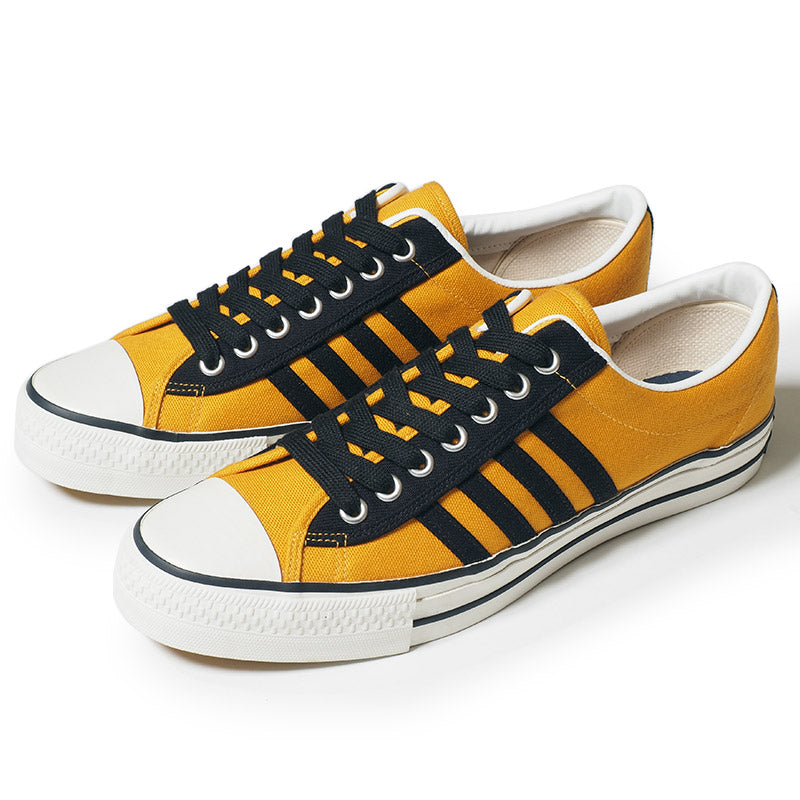 Warehouse 3500 Canvas Sneaker (Mustard)