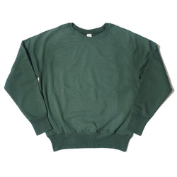 Warehouse 461 Crew Neck Sweatshirt (Faded Green)